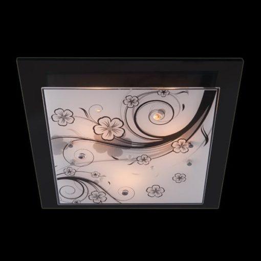 Потолочный светильник 2762/3 венге