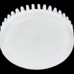 Лампа Ecola GX53 LED Premium 8.5W Tablet 220V 2800K матовое стекло (ребристый алюм. радиатор) 27x75