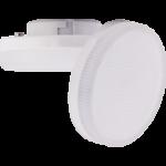 Лампа светодиодная Ecola Light GX53 LED 3.0W Tablet 220V 4200K матовое стекло 27х75 30000h