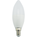 Ecola candle LED Premium 9,0W 220V E14 4000K свеча (композит) 100x37