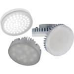 GX53 светодиодные матовые