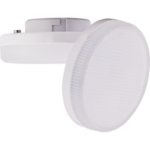 Лампа светодиодная Ecola Light GX53 LED 3.0W Tablet 220V 2800K матовое стекло 27х75 30000h